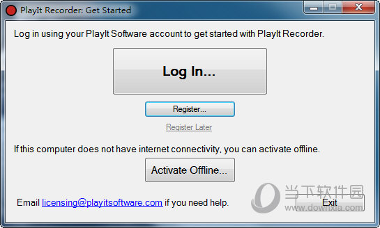 PlayIt Recorder