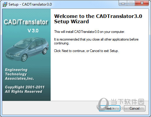 CADTranslator