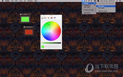 3LED Mac版