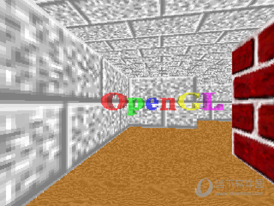 Windows三维迷宫屏保