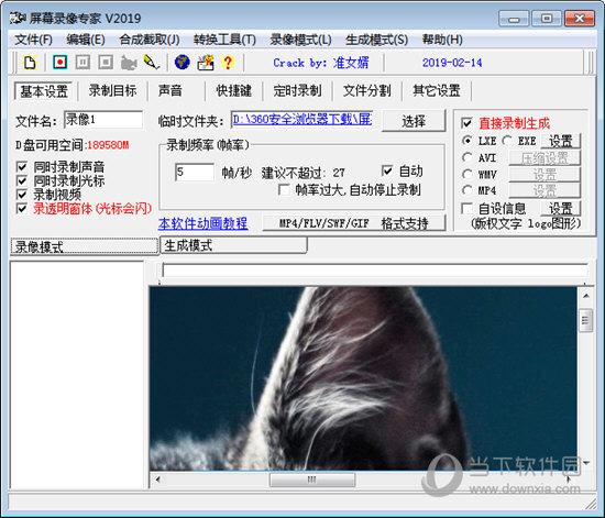屏幕录像专家专业版注册机