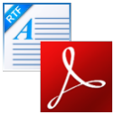 FoxPDF RTF to PDF Converter(RTF转PDF工具) V3.0 官方版