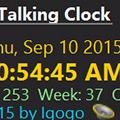 Talking Clock(语音报时小工具) V2.9 绿色免费版