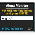 Alexa Monitor(Alexa流量监测小工具) V1.4 绿色免费版