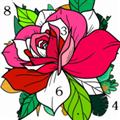 数字填色秘密花园 V1.1.5 安卓版