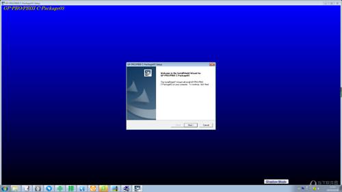 普洛菲斯触摸屏软件下载