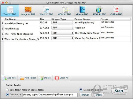 Coolmuster PDF Creator