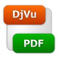 DjVu To PDF Converter(DjVu到PDF转换器) V1.0 Mac版