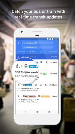 谷歌地图APP中文版 V10.25.2 安卓版截图2