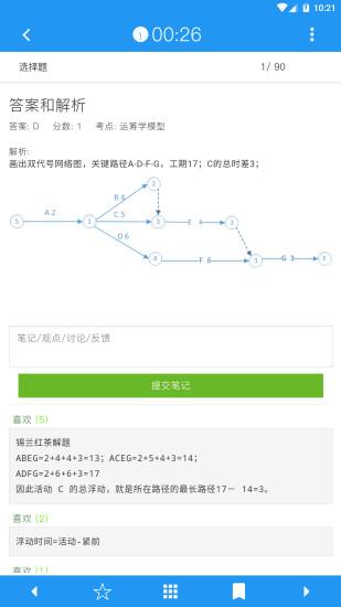 软考真题 V2020.08.22 安卓版截图4