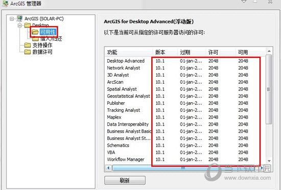ArcGIS10.3破解文件