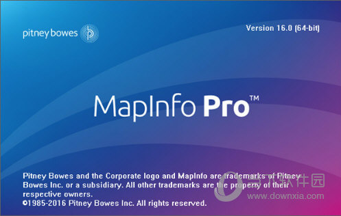 MapInfo Pro 16汉化破解版