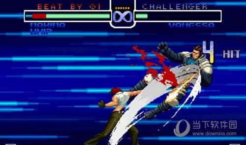 拳皇2002风云再起无限能量版
