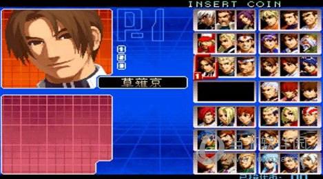 拳皇2002终极加强简化版