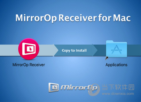 mirrorop接收端