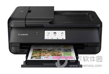 佳能ts9580打印机驱动