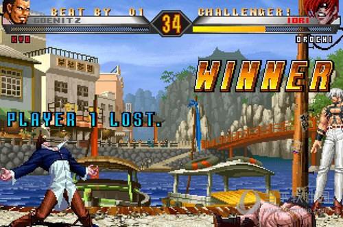 拳皇98无限连击版