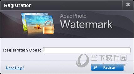 AoaoPhoto Watermark