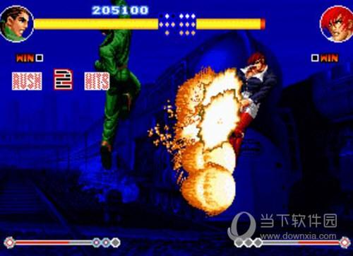 拳皇98eck降龙版下载