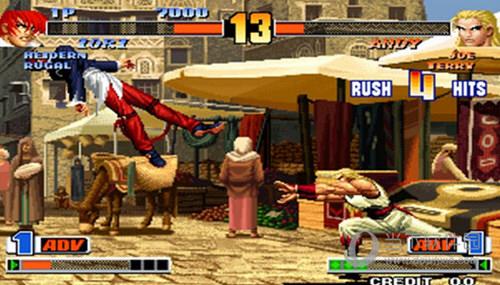 拳皇98C出招简化版下载