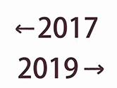 2017和2019的照片刷屏 真实又扎心的两年