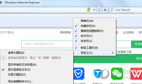 IE8中文版绿色版