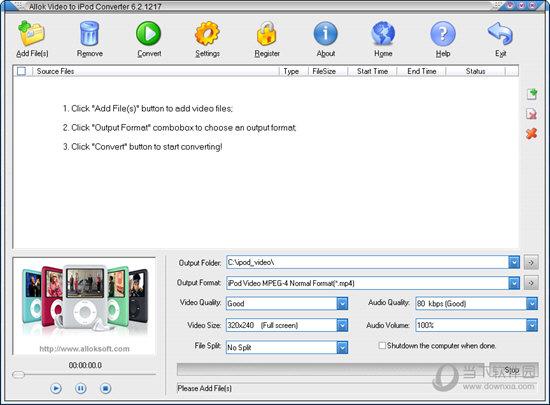 Allok MP3 WAV Converter