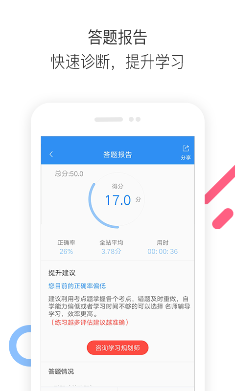 执业药师题库通 V1.1.1 安卓版截图5