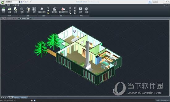 浩辰CAD2017激活码和序列号工具