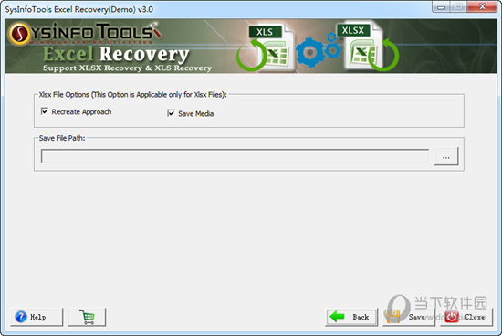 Sysinfo Excel Recovery