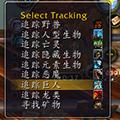 魔兽世界怀旧服追踪技能整合插件 V1.1.1 免费版