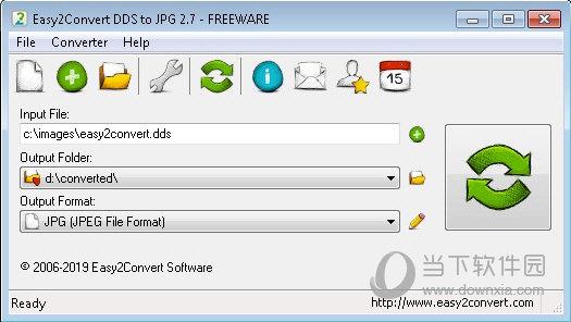 Easy2Convert DDS to JPG