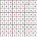 数独小游戏 V1.0 绿色免费版