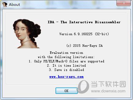 IDA Pro 6.9破解版