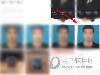 智能证件照相机怎么换衣服颜色
