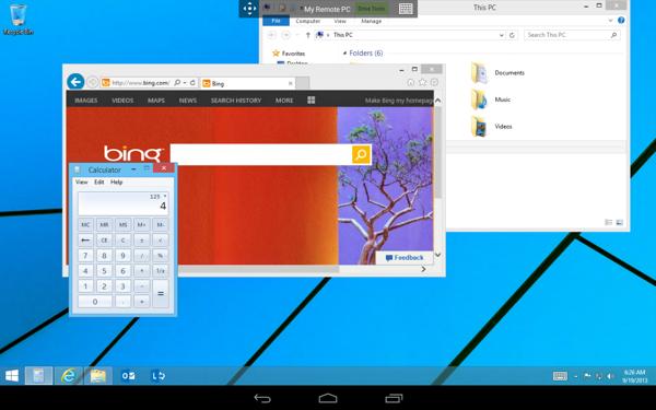 microsoft远程桌面 V8.1.76.413 安卓版截图4