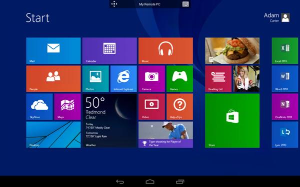 Microsoft Remote Desktop汉化版 V8.1.75.406 app安卓版截图2