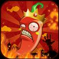 植物怒战僵尸王无限金币版 V1.0 安卓版