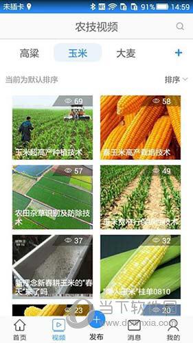 农牧业诊断