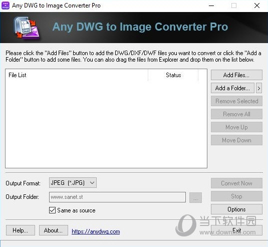 Any DWG to Image Converter破解版