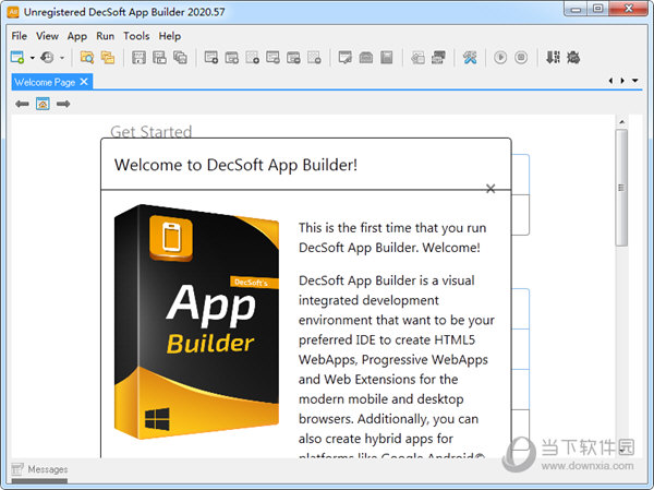 DecSoft App Builder