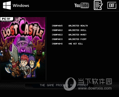 Lost Castle修改器3DM版