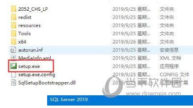 【使用说明】    1、下载镜像sql_server_2019_developer_x64_dvd_c21035cc.iso,并解压打开,直接双击【setup】运行;    2、进入安装中心,点击【安装】栏,选择点击【全新 SQL Server 独立安装或象现有安装添加功能】;    3、不需要填写密钥,点击【下一步】;    4、点击我接受许可条款;    5、进入功能选择,取消勾选【机器学习服务和语言扩展】,可点击【...】可以更改安装目录位置;    6、默认,点击下一步;    7、引擎配置,点击添加当前用户;    8、点击安装;    9、SQL Server 2019 安装完成,点击关闭。下面安装数据库管理工具;    10、回到SQL Server 安装中心,点击【安装SQL Server 管理工具】;    11、进入官方网址,选择需要的版本,点击【中文(简体)】,自动下载,等待完成;    12、下载完成后运行SSMS-Setup-CHS.exe ,点击【安装】;    13、SQL Server 管理工具安装完成门,点击【关闭】即可;    14、在开始菜单中运行Microsoft SQL Server Management studio;    15、点击【连接】,即可进入SQL Server 管理工具。