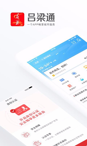 吕梁通 V1.3.1 安卓版截图1