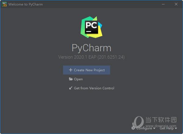 Pycharm2020破解版