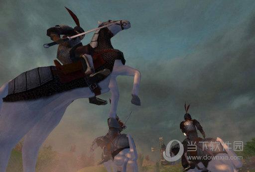 骑马与砍杀乱舞水浒美腿修改器