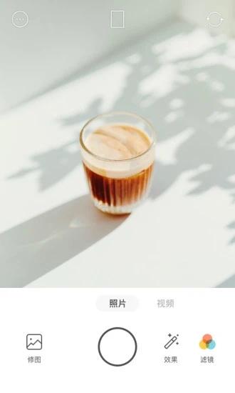 Foodie美食相机APP V3.3.5 安卓版截图1