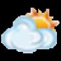 网吧桌面天气程序 V0.9 绿色免费版