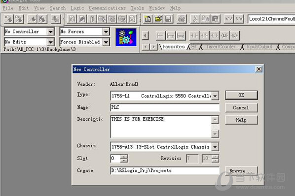 Rslogix5000V19中文版下载 Rslogix5000 V19.01 授权破解版 下载_软件下载