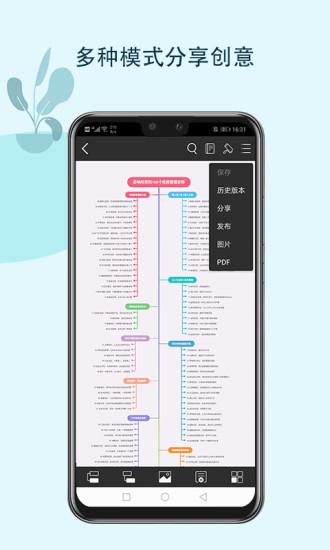 MindMaster思维导图 V4.0.1 安卓版截图5